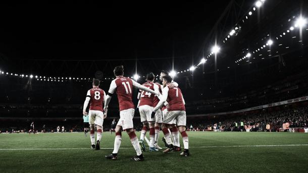El Arsenal buscará ganar para romper los malos resultados de los últimos partidos./ Foto: Premier League
