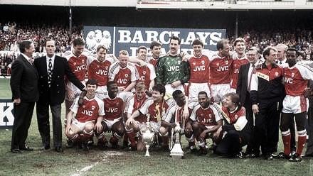La refundación de Graham   Foto: Arsenal