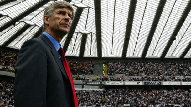 Arsène Wenger, arquitecto del hito de la temporada 2003/2004   FOTO: Getty Images