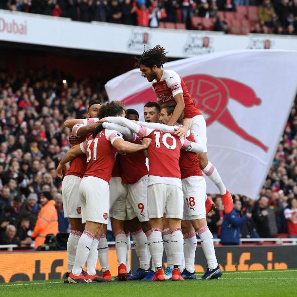 Reprodução/Arsenal
