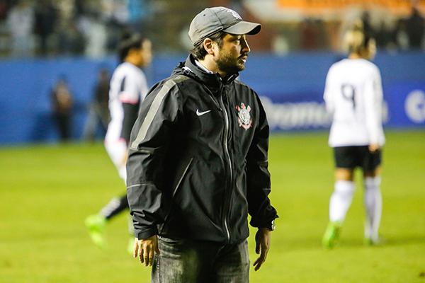 Comandante da parceria com Corinthians, Arthur (Foto: Marcelo Pereira/ALLSPORTS)