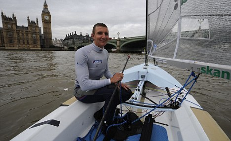 Giles Scott has dominated the Finn class recently (photo : Getty Images)
