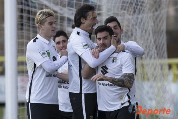 Andrés, baluarte burgalés / Foto: Burgos Deporte