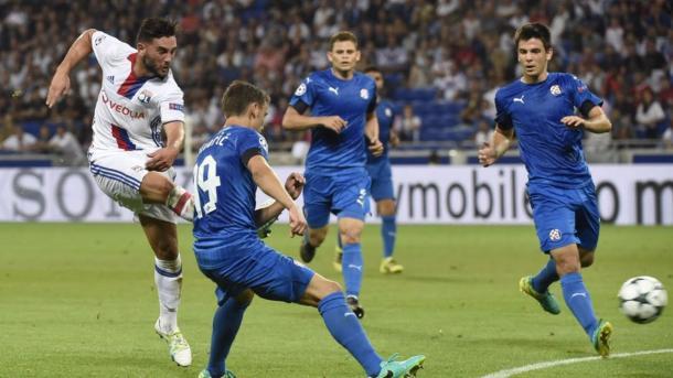 Lione-Dinamo Zagabria 3-0 | Foto: igihe.tv