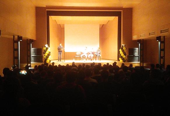 Asamblea general del CFP Orihuela Deportiva | imagen: @CFPOrihuelaDva