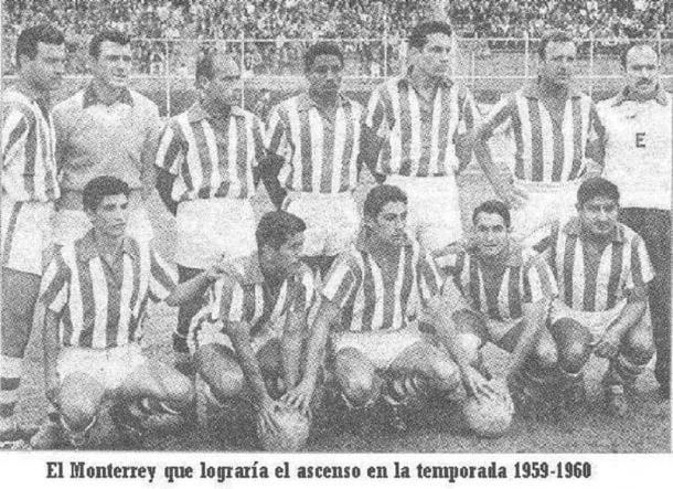 Equipo que logró el ascenso definitivo de Rayados. Foto: El Horizonte
