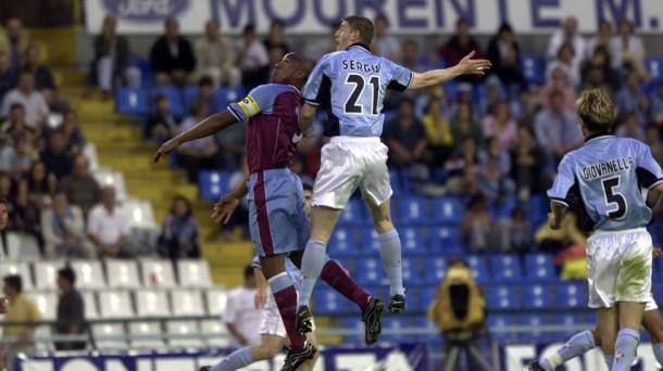 Celta-Aston Villa. Fuente: La Voz de Galicia