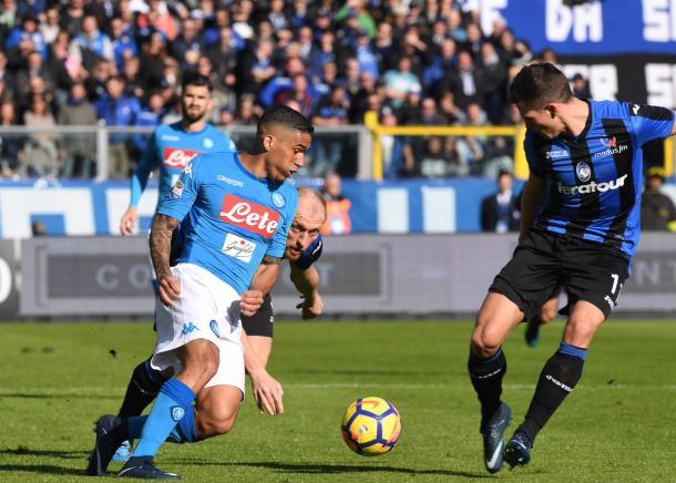 Foto Napoli Twitter