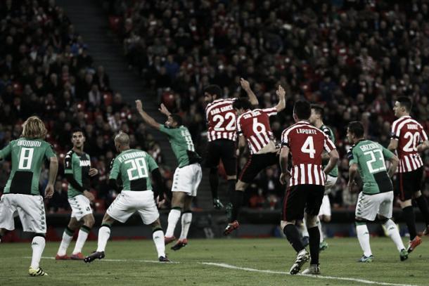 Raúl García empató el encuentro | Foto: Athletic