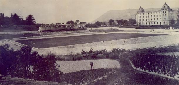 San Mamés en 2013    Foto: Web oficial del Athletic Club