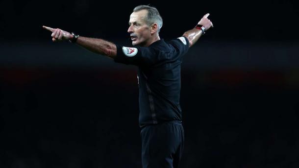 Martin Atkinson será el encargado de dirigir el choque entre Newcastle y Tottenham | Fuente: NUFC