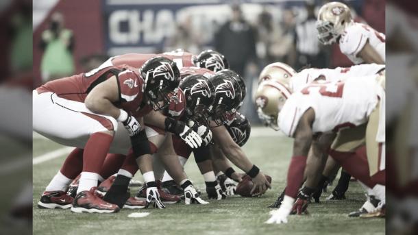 En la semana 15 enfrentarán a los Falcons de Atlanta (foto 49ers)