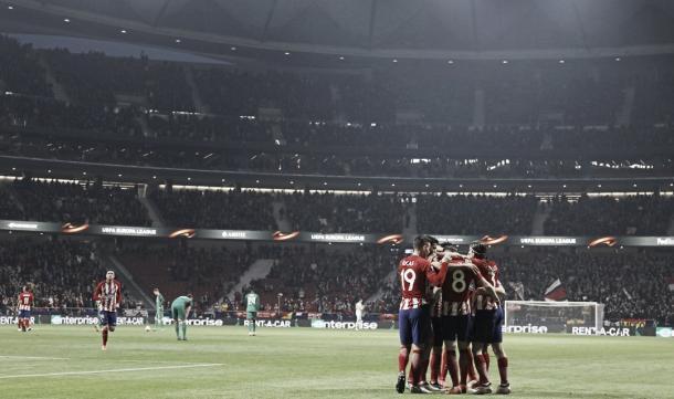 Foto: Reprodução/@atleti
