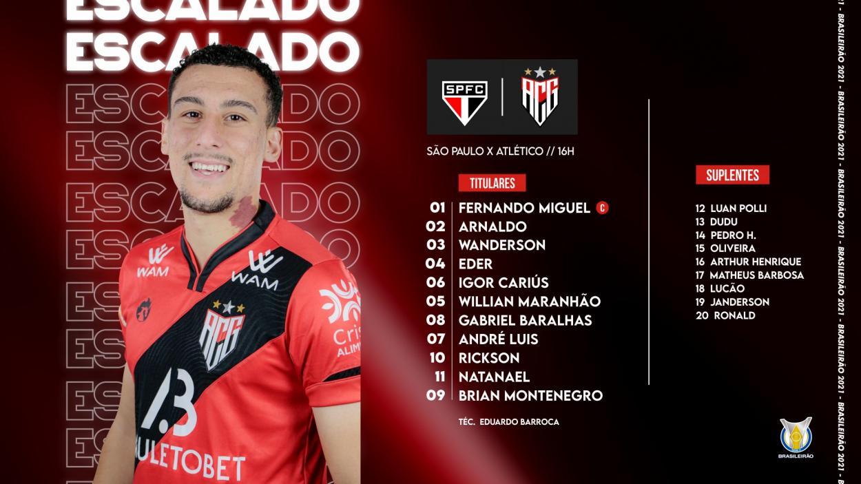 Foto: Divulgação/Atlético Clube Goianiense