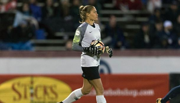 Aubrey Bledsoe is one of the standout players for Washington this season | Source: washingtonspirit.com