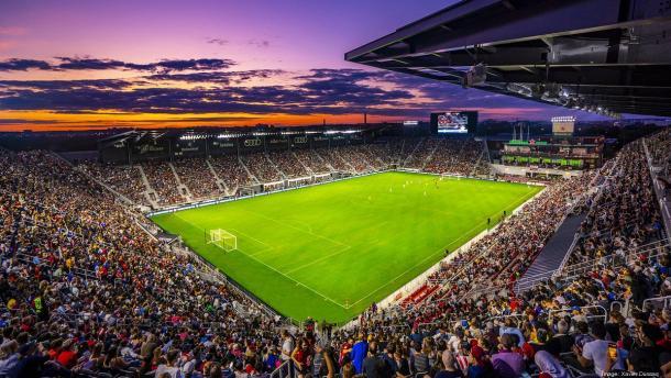 Audi Field lleno para recibir a DC United (bizjournal.com)