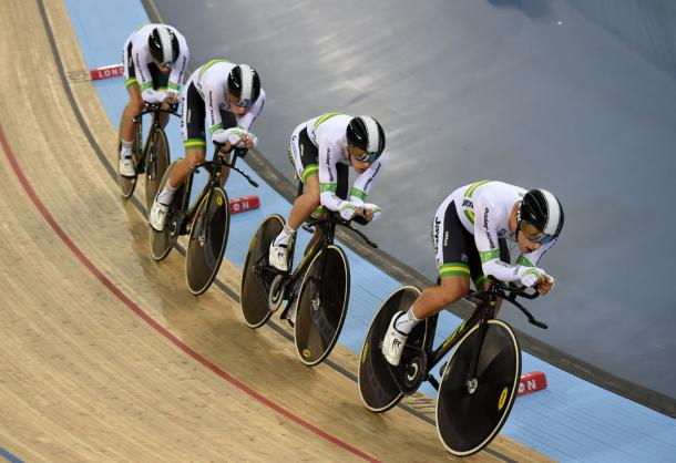 The Australians are also favourites along with GB / Cycling Weekly
