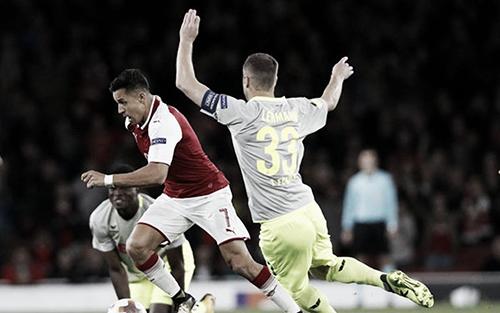 Alexis Sánchez marcó en la primera jornada frente al Colonia   Foto: Arsenal
