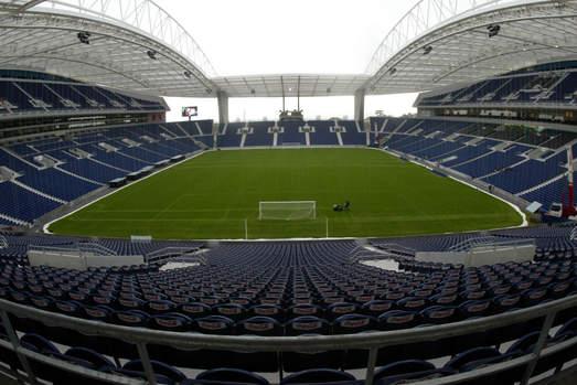 Estádio do Dragão (foto: Autogolo)