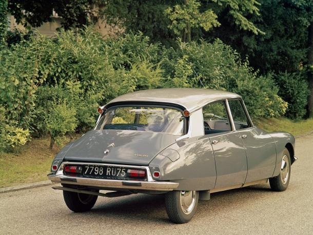 Citroën DS 21 (Imagen: Autowp.ru)