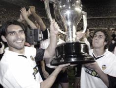 Campenato de Liga 2001-02 con Pablito Aimar