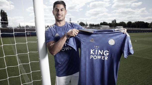 El español, Ayoze Pérez, ha sido uno de los fichajes estrella de los 'Foxes' | Foto: Leicester City