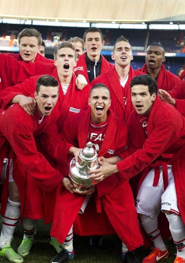campeones de la KNVB en 2013