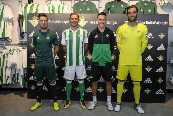 Foto: Divulgação/Real Bétis/Adidas