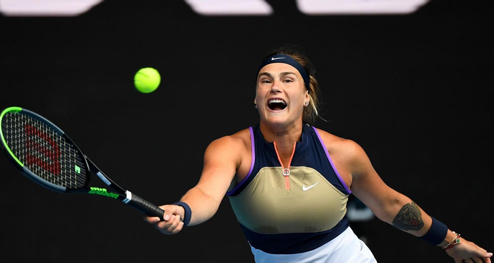 Sabalenka is in excellent form heading into her fourth round match/Photo: William West/Getty Images