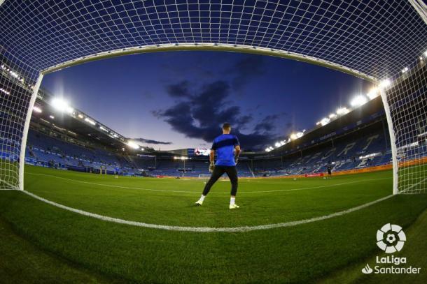 Estadio de Mendizorroza / Foto: LaLiga