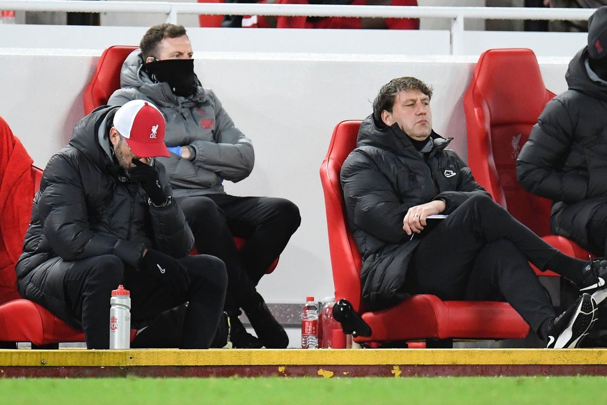 Klopp tiene la llave de la confianza para dar el vuelco a la situación / FOTO: Liverpool