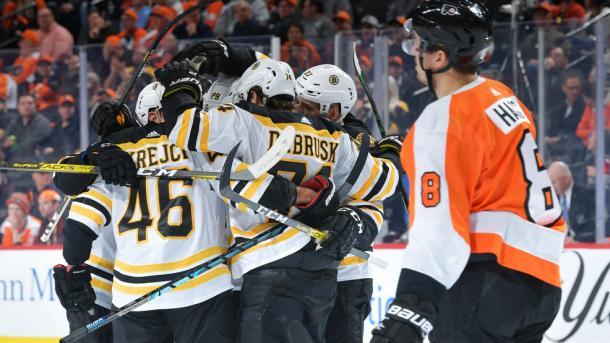 Bruins vs Flyers | NHL.com