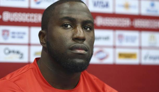 Jozy Altidore has proven before that he can score many goals for the USMNT. In 91 matches for the Yanks he has scored 33 times. Photo provided AP Photo.