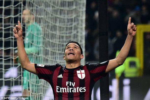Bacca has been solid, but is he the right type of signing? (photo: Getty Images)
