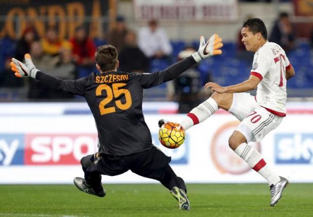 Roma Milan 1-1