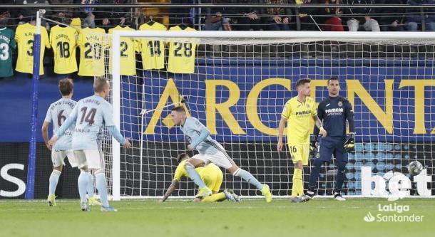 Último partido del Villarreal vs Celta / Foto: LaLiga