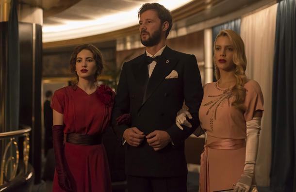 Ivana Baquero, Eloy Azorín y Alejandra Onieva. | Fuente: IMDb