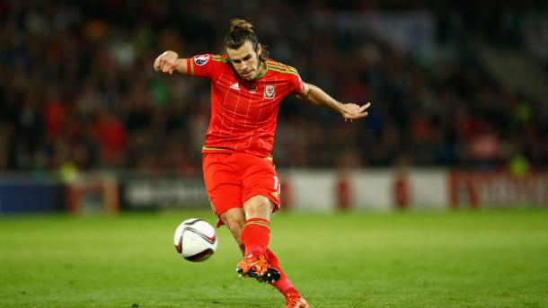 Gareth Bale scored seven goals in Wales' qualifying campaign. Source:Sky Sports