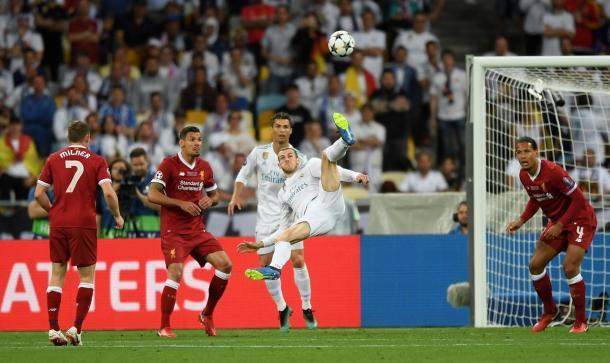 Foto Champions League Twitter