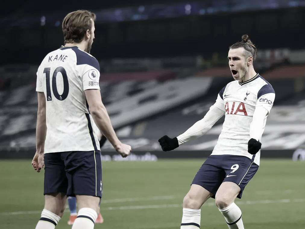 Kane y Bale, tándem goleador para los Spurs | Foto: Premier League