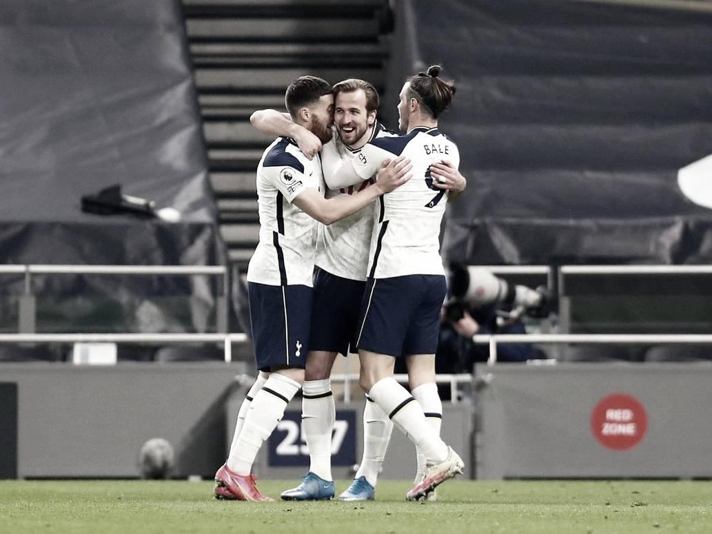 Harry Kane es el símbolo de los Spurs | Foto: Tottenham