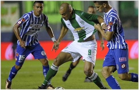 Godoy Cruz se lo dio vuelta a Banfield en Mendoza