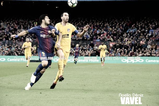 Barça vs Atleti | Foto: Noelia Déniz - VAVEL