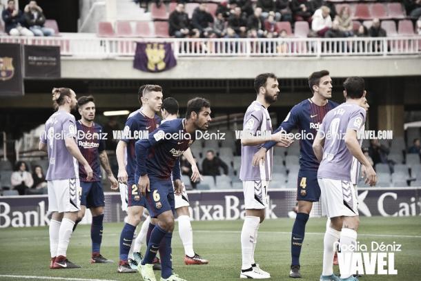 FC Barcelona B - Real Valladolid | Noelia Déniz