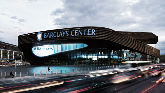 Barclays Center / Fuente: Assessmentscentrehq.com