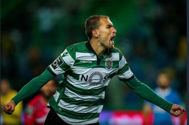 Bas Dost é agora o melhor marcador do Campeonato com 11 golos | Foto: MaisFutebol