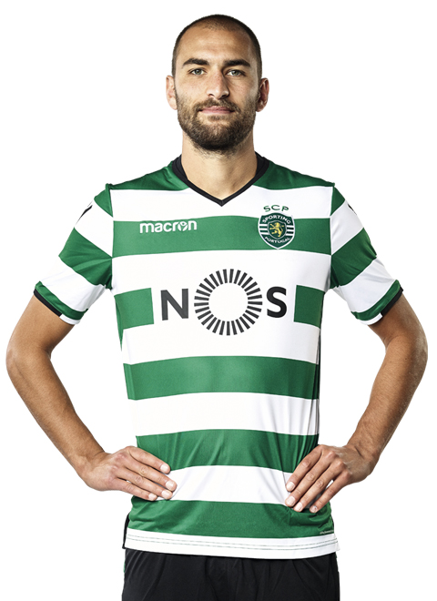 Bas Dost   Fuente: sporting.cp