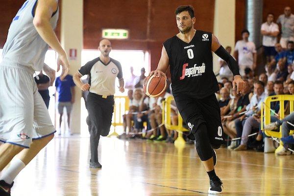 Alessandro Gentile. | Fonte: twitter - @BasketNetIt