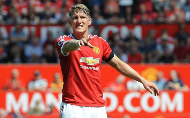 Schweinsteiger will miss valuable matches for his club and country (photo: getty)