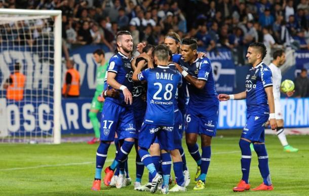 El Bastia quiere cambiar la dinámica con una victoria / Foto: Ligue 1